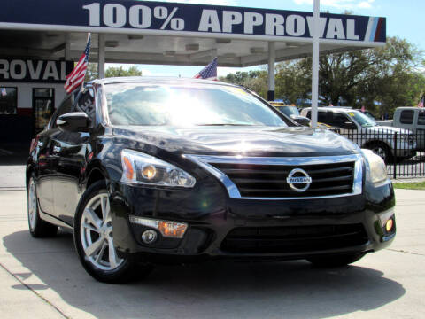 2013 Nissan Altima for sale at Orlando Auto Connect in Orlando FL