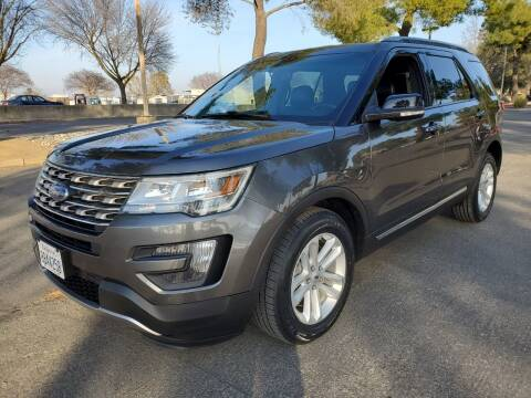 2016 Ford Explorer for sale at Matador Motors in Sacramento CA