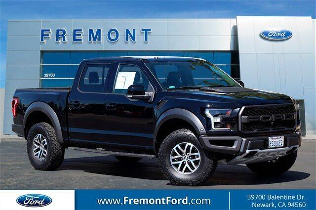 2018 Ford F-150 for sale in Newark, CA