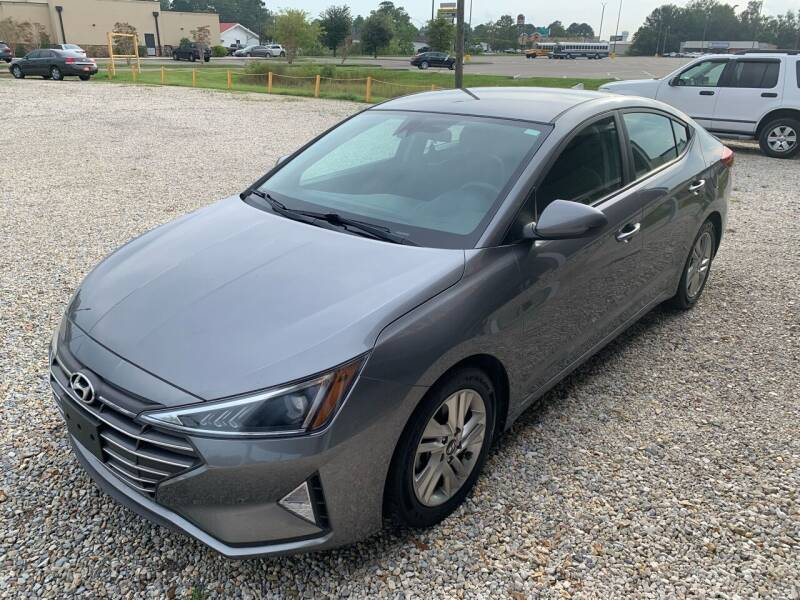 2019 Hyundai Elantra for sale at Paul's Auto Sales of Picayune in Picayune MS
