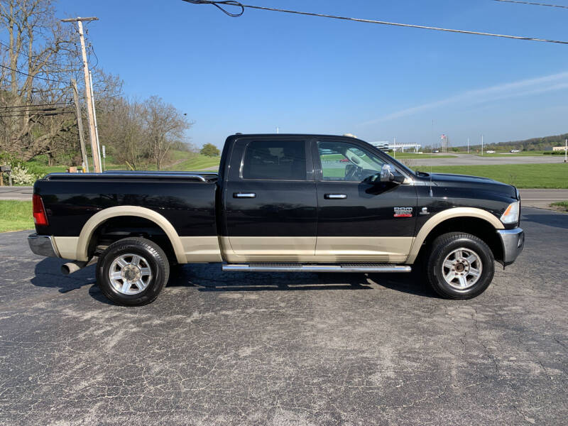 2011 RAM Ram Pickup 3500 for sale at Westview Motors in Hillsboro OH