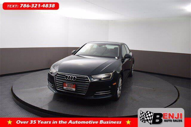 2017 Audi A4 for sale in West Park, FL