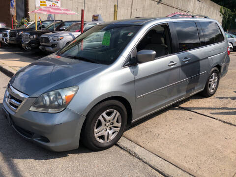 2005 Honda Odyssey for sale at Deleon Mich Auto Sales in Yonkers NY