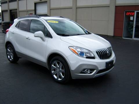2014 Buick Encore for sale at Blatners Auto Inc in North Tonawanda NY