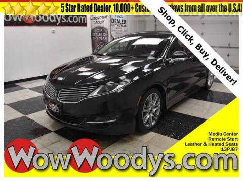 2013 Lincoln MKZ for sale at WOODY'S AUTOMOTIVE GROUP in Chillicothe MO