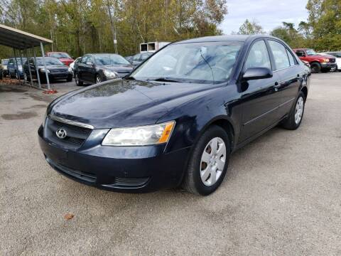 2007 Hyundai Sonata for sale at Ona Used Auto Sales in Ona WV