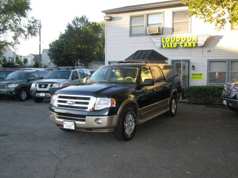 2014 Ford Expedition EL for sale at Loudoun Used Cars in Leesburg VA
