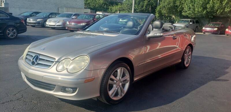 2006 Mercedes-Benz CLK for sale at Rayyan Auto Sales LLC in Lexington KY