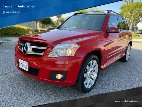 2010 Mercedes-Benz GLK for sale at Trade In Auto Sales in Van Nuys CA