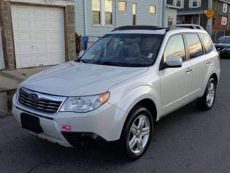 2010 Subaru Forester for sale at Broadway Auto Sales in Somerville MA