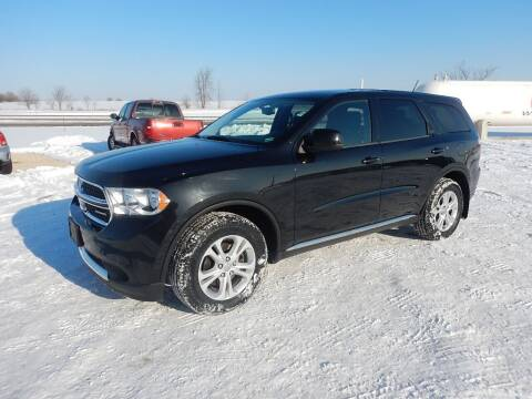 2012 Dodge Durango for sale at All Terrain Sales in Eugene MO