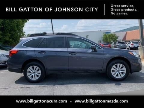 2016 Subaru Outback for sale at Bill Gatton Used Cars - BILL GATTON ACURA MAZDA in Johnson City TN