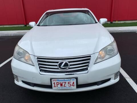 2010 Lexus ES 350 for sale at COLLEGE MOTORS Inc in Bridgewater MA