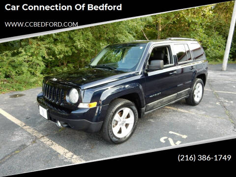 2011 Jeep Patriot for sale at Car Connection of Bedford in Bedford OH