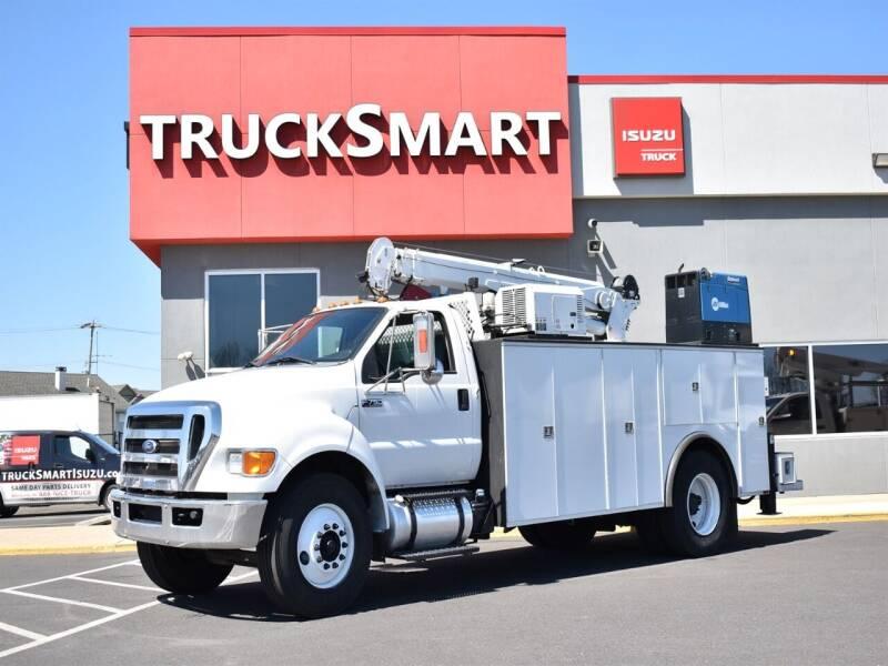 2015 Ford F-750 Super Duty for sale at Trucksmart Isuzu in Morrisville PA