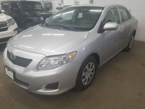 2009 Toyota Corolla for sale at The Car Buying Center in St Louis Park MN
