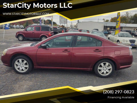 2006 Mitsubishi Galant for sale at StarCity Motors LLC in Garden City ID