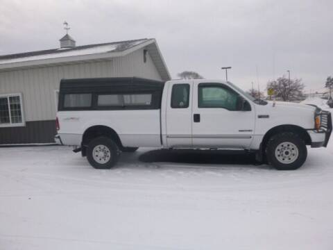 1999 Ford F-350 Super Duty for sale at JIM WOESTE AUTO SALES & SVC in Long Prairie MN