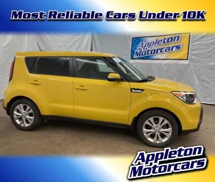 2014 Kia Soul for sale at Appleton Motorcars Sales & Service in Appleton WI