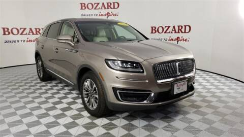 2019 Lincoln Nautilus for sale at BOZARD FORD in Saint Augustine FL