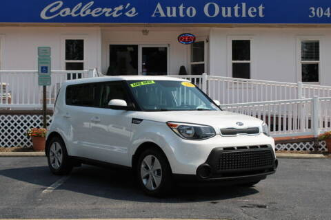 2016 Kia Soul for sale at Colbert's Auto Outlet in Hickory NC