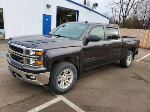 2014 Chevrolet Silverado 1500 for sale at North Oakland Motors in Waterford MI