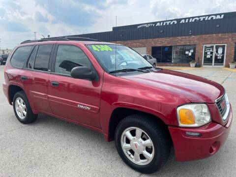 2003 GMC Envoy for sale at Motor City Auto Auction in Fraser MI