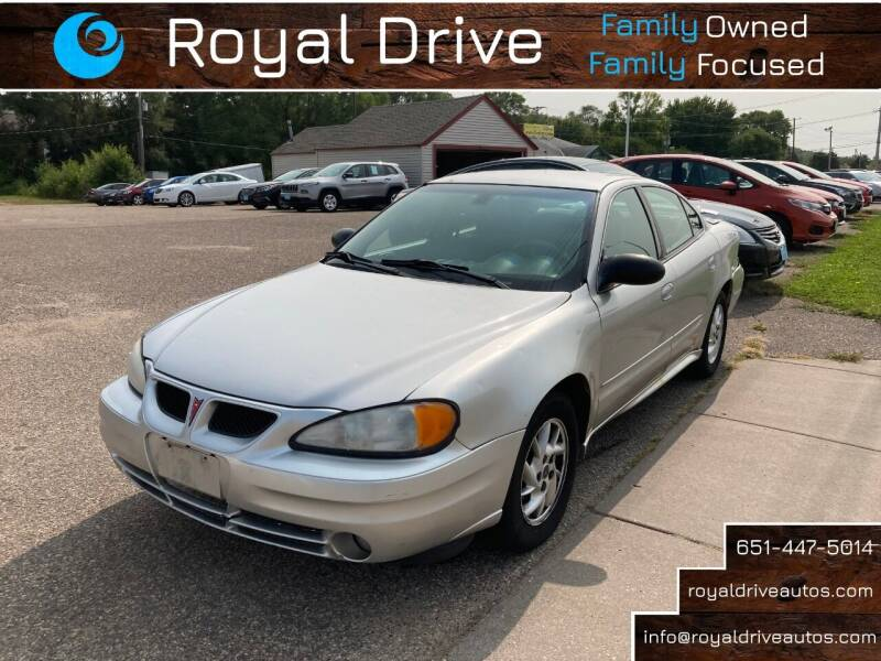 2003 Pontiac Grand Am for sale at Royal Drive in Newport MN
