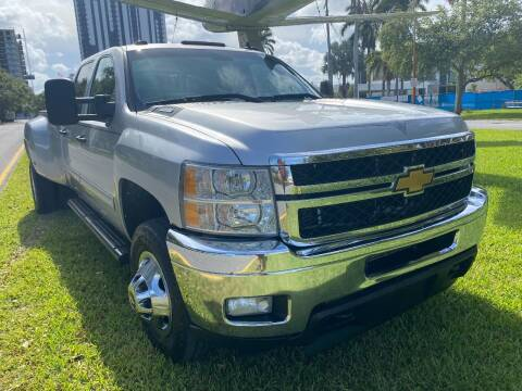 2012 Chevrolet Silverado 3500HD for sale at BIG BOY DIESELS in Ft Lauderdale FL