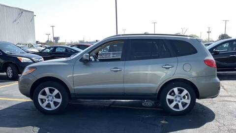 2009 Hyundai Santa Fe for sale at Cj king of car loans/JJ's Best Auto Sales in Troy MI