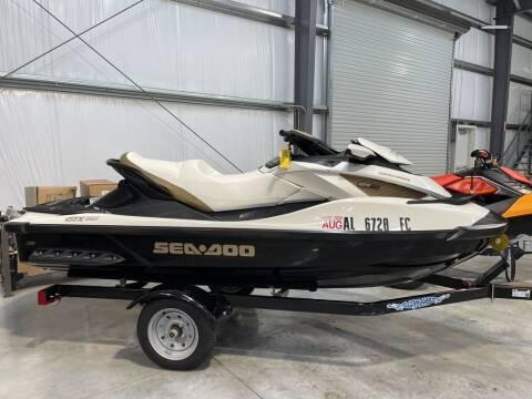 2011 Sea-Doo 18BA - GTX Limited iS 260