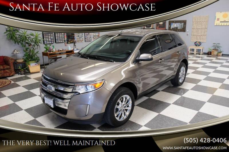 2014 Ford Edge for sale at Santa Fe Auto Showcase in Santa Fe NM