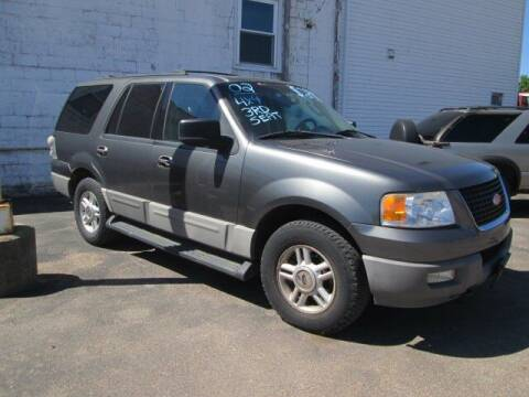 2003 Ford Expedition for sale at SCHULTZ MOTORS in Fairmont MN