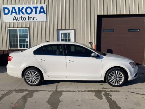 2014 Volkswagen Jetta for sale at Dakota Auto Inc. in Dakota City NE