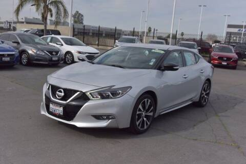 2018 Nissan Maxima for sale at Choice Motors in Merced CA