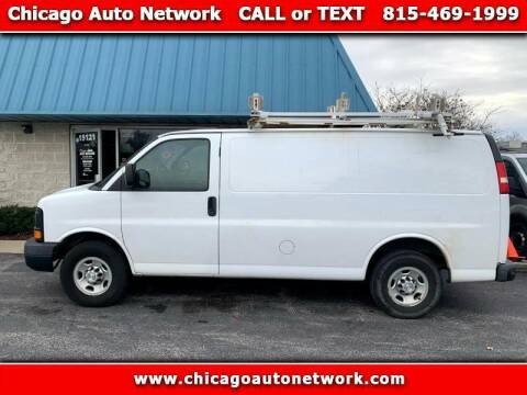 2014 Chevrolet Express Cargo for sale at Chicago Auto Network in Mokena IL