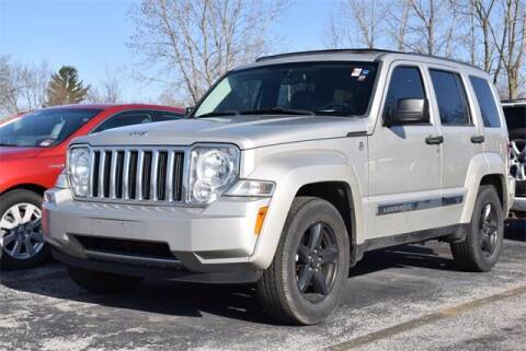 2009 Jeep Liberty for sale at BOB ROHRMAN FORT WAYNE TOYOTA in Fort Wayne IN