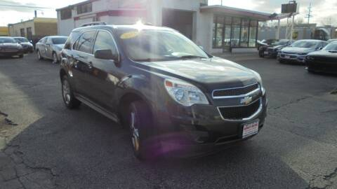 2013 Chevrolet Equinox for sale at Absolute Motors 2 in Hammond IN
