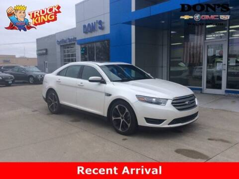 2015 Ford Taurus for sale at DON'S CHEVY, BUICK-GMC & CADILLAC in Wauseon OH