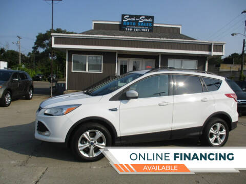 2013 Ford Escape for sale at Smith and Stanke Auto Sales in Sturgis MI