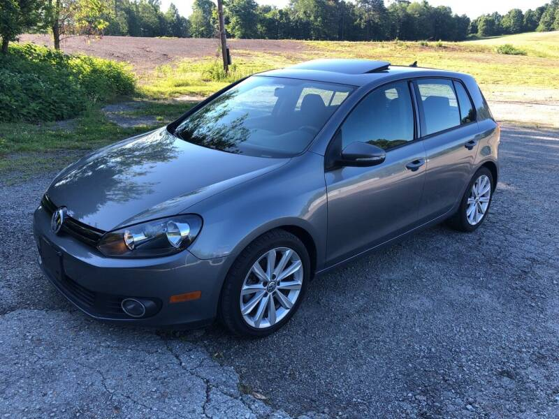 2014 Volkswagen Golf for sale at THATCHER AUTO SALES in Export PA