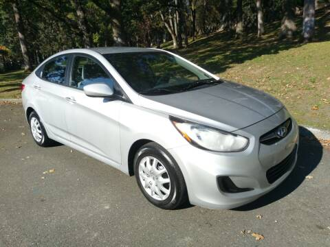 2012 Hyundai Accent for sale at All Star Automotive in Tacoma WA
