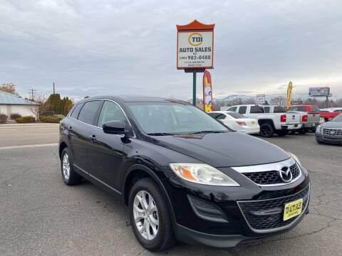 2011 Mazda CX-9 for sale at TDI AUTO SALES in Boise ID