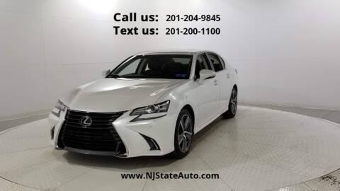 2016 Lexus GS 350 for sale at NJ State Auto Used Cars in Jersey City NJ