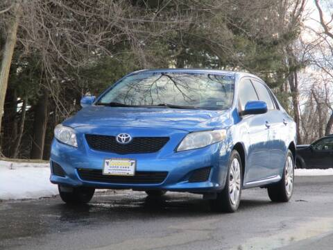2009 Toyota Corolla for sale at Loudoun Used Cars in Leesburg VA