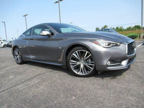 2019 Infiniti Q60 for sale at TAPP MOTORS INC in Owensboro KY