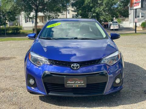 2014 Toyota Corolla for sale at Best Cars Auto Sales in Everett MA