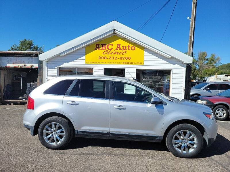 2013 Ford Edge for sale at ABC AUTO CLINIC CHUBBUCK in Chubbuck ID
