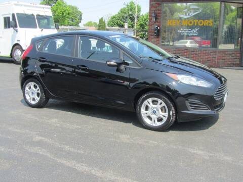 2016 Ford Fiesta for sale at Key Motors in Mechanicville NY