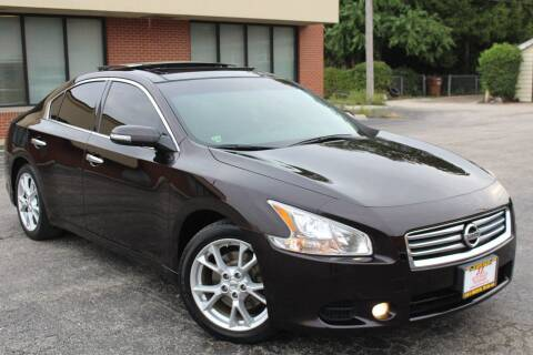 2014 Nissan Maxima for sale at JZ Auto Sales in Summit IL